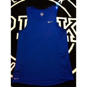 Brand New! NIKE Dri-Fit Workout Top, Size L/XL